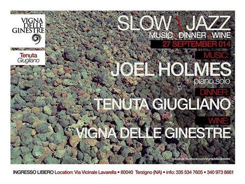 Joel Holmes Piano Solo